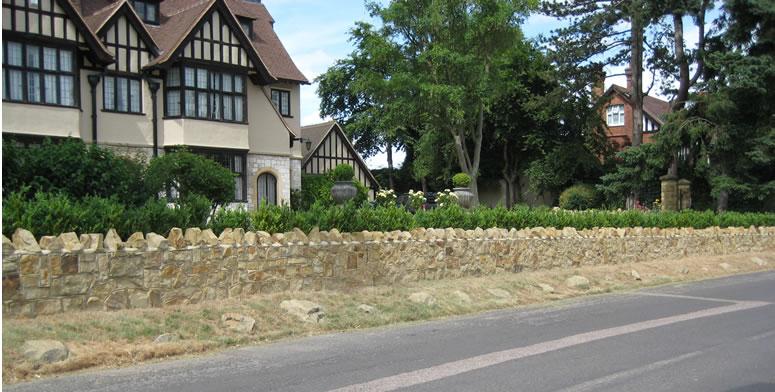 Front & Back Gardens